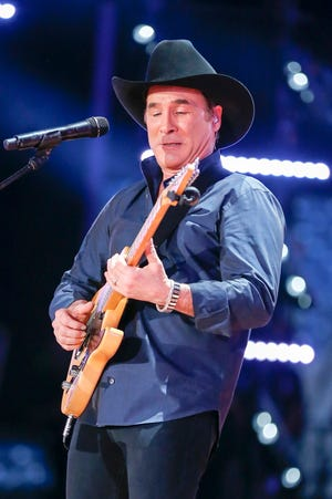 Clint Black performs at the CMA Music Festival on June 10, 2016, in Nashville.