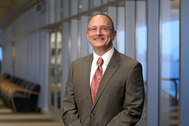 Dr. Rob McGregor is Akron Children's Chief Medical Officer.