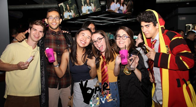 Dust off yourrobes, wands andbroomsticks andstepinto Hogwarts lore with Columbus' Harry Potter Bar Crawl on Aug. 14.