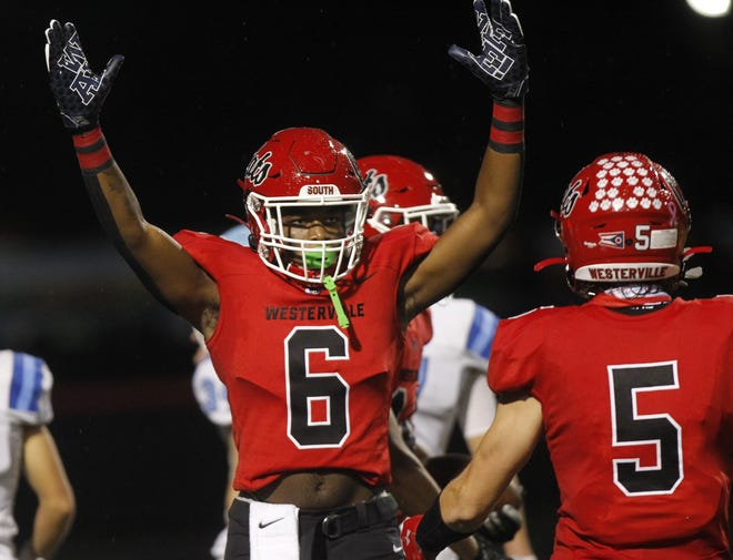 South senior Javi'er Wills is back at wide receiver a year after posting 532 receiving yards and five touchdowns.