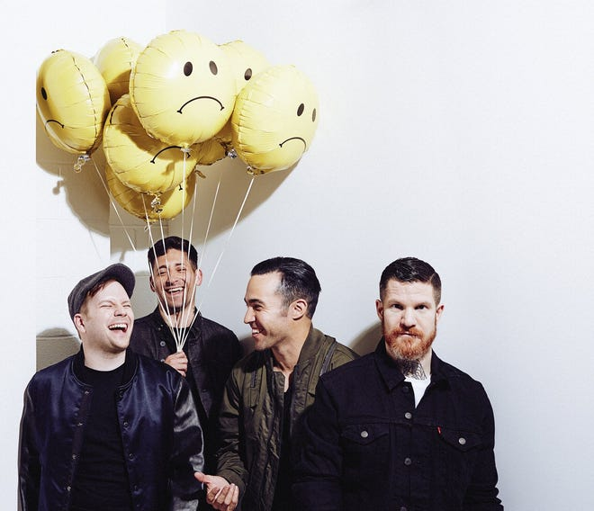 A member of Fall Out Boy's crew tested positive for COVID and the band had to sit out a couple of concerts. The group hopes to be onstage in Columbus.