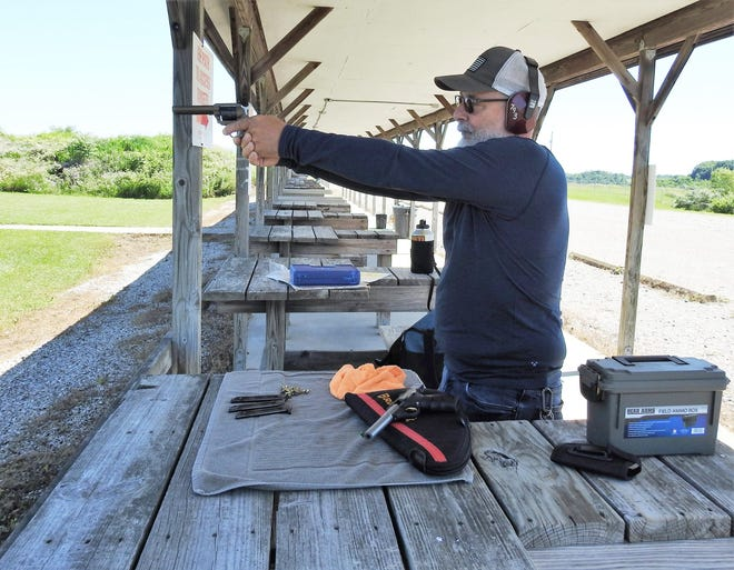 On Free Range Day, certified instructors will offer supervised rifle and pistol target shooting.