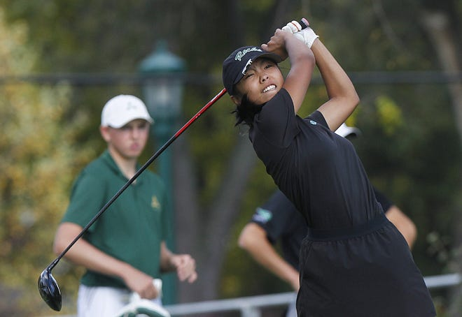 Junior Ellie Lim has returned to lead Coffman after earning co-medalist honors in the Division I district tournament and tying for 29th at state.