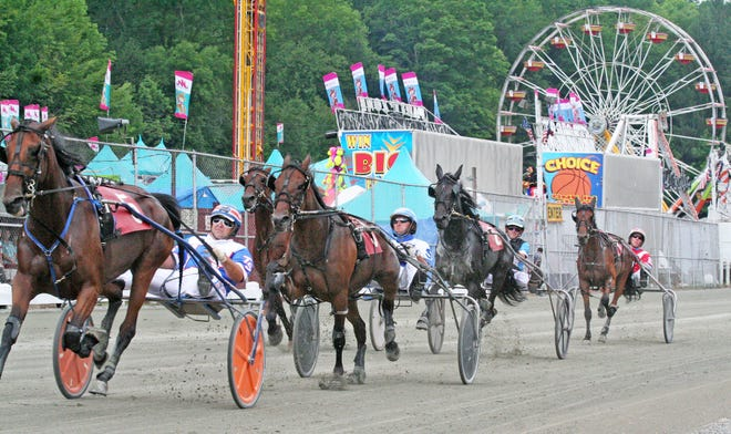The 159th Wayne County Fair gets underway Friday afternoon at Dyberry Township. Lnogtime Fair President Roger Dirlam is anticipating record crowds across all 10 days following the event's cancellation due to COVID in 2020.