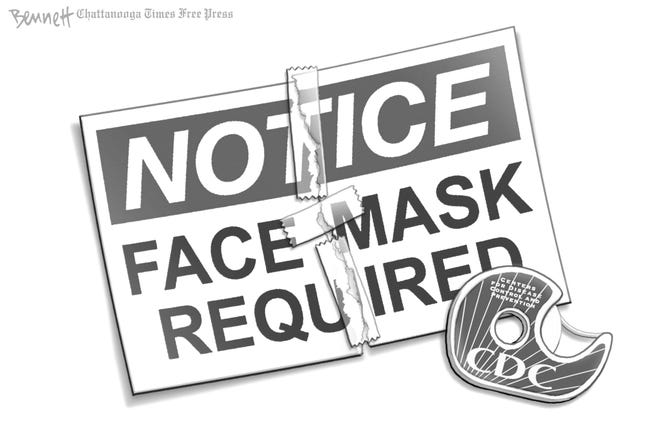 Notice: Face Mask required