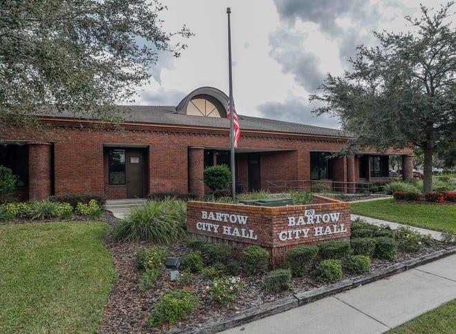 Bartow City Hall in Bartow , Florida January 3, 2019.        [PIERRE DUCHARME/THE LEDGER]