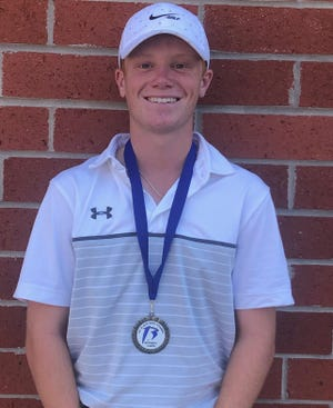 Mogadore's Dillon Pendergast shot 1-under-par 69 to earn medalist honors at the Windmill Classic on Thursday.