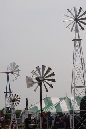Farmfest was  back last week with its vendors, forums and visitors.