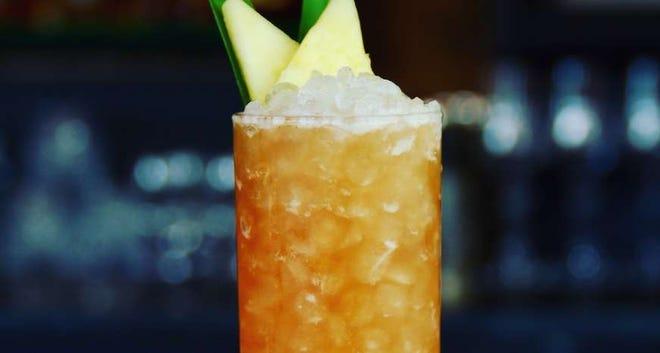 Kahuna's Atoll cocktail