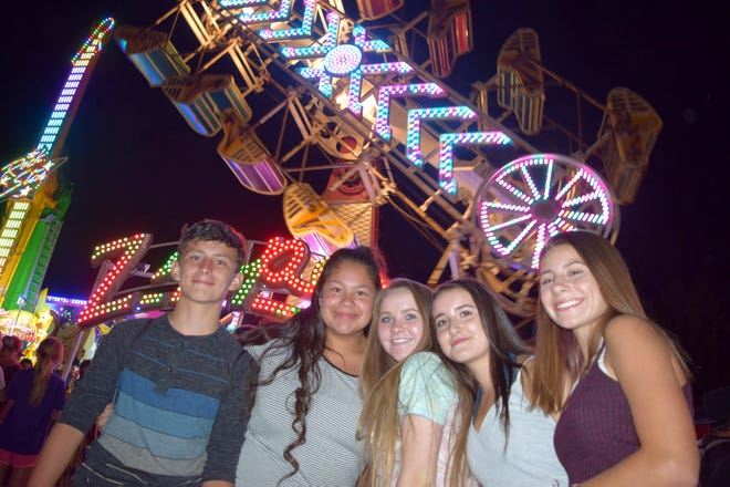 Scenes from the 2018 Siskiyou Golden Fair. After a year's hiatus in 2020 due to the pandemic, the Siskiyou Golden Fair is back in 2021, Aug. 11-15.