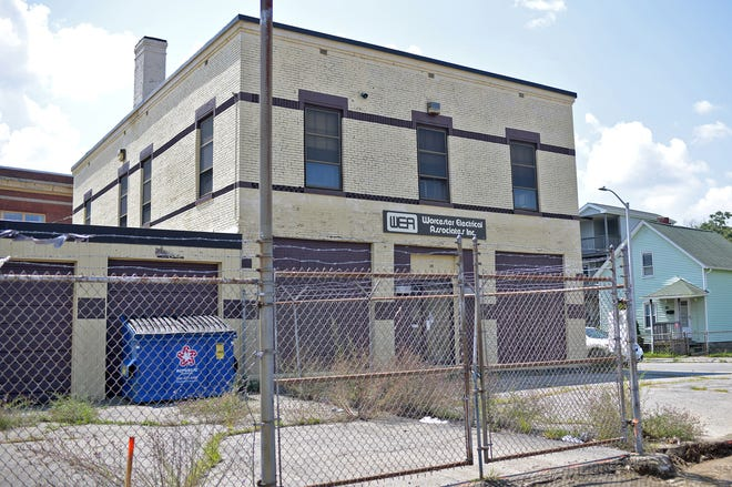 Worcester Electrical Associates has owned the building for four decades, having bought it from the city for $25,000.