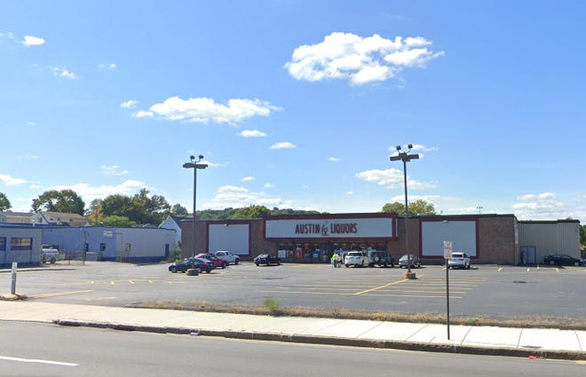 Austin Liquors at 370 Park Ave., Worcester.
