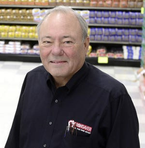 Greg Gregerson recently was honored with the Alabama Grocers Association's Spirit of Alabama award for his longtime contributions to the grocery industry.