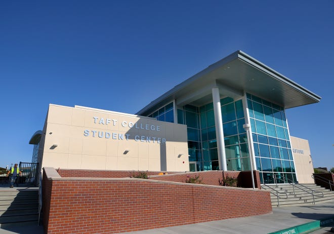 Taft College's new student center will be hosting a grand opening on Aug. 25.