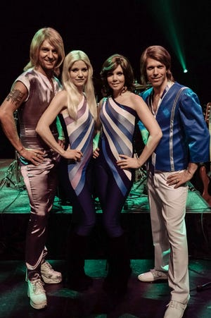 ABBA The Concert — A Tribute to ABBA, will perform Aug. 13 at Indian Ranch, 200 Gore Road, Webster.