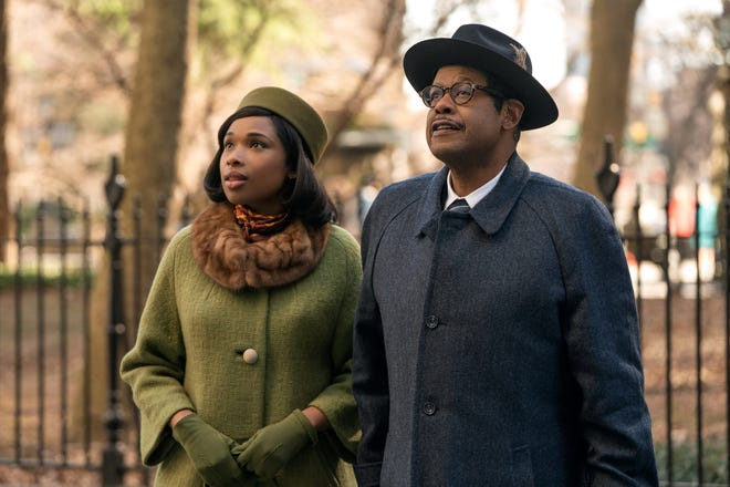 Jennifer Hudson stars as Aretha Franklin and Forest Whitaker as her father C.L. Franklin in RESPECT, A Metro Goldwyn Mayer Pictures film