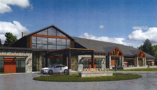 Journey21 is proposing a mixed-use development of apartments, cottage homes and amenities in the city of Oconomowoc.