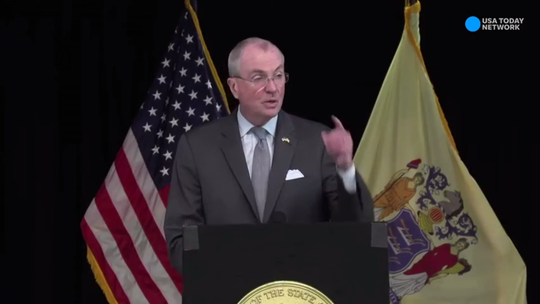 Governor Murphy gives vaccination facts calling out the unvaccinated