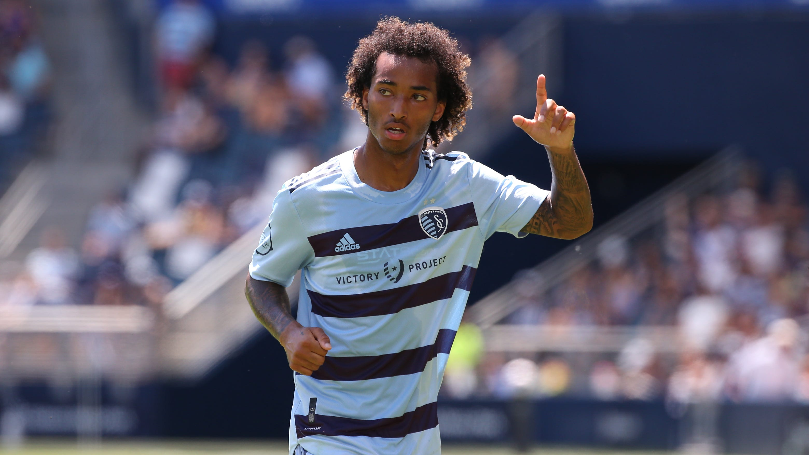 Gianluca Busio, who made MLS debut with Sporting KC at the age of 16, in 2018, is heading to Serie A side Venezia FC.