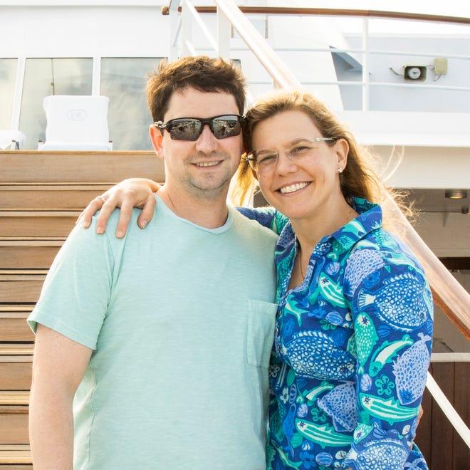 Erin and Jeffrey Smith