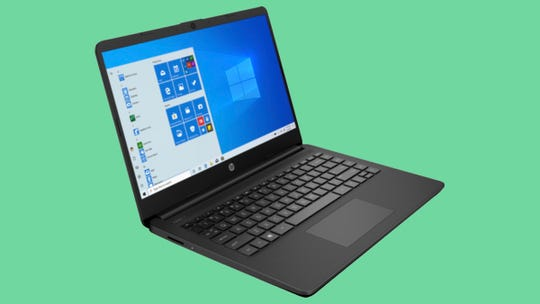 The compact size and weight of this 14t HP laptop earned it plenty of praise from buyers.