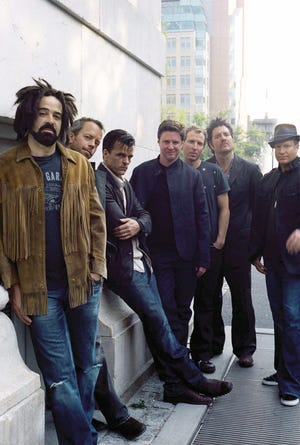 Adam Duritz is leader of Counting Crows.