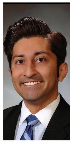 Former Chillicothe resident, Dr. Samir Patel was one of only 10,000 people worldwide selected to get the COVID-19 booster shot.
