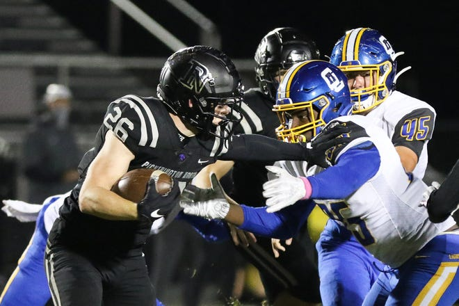 Senior Eli Coppess expects to make contributions for Pickerington North as a running back, linebacker and punt returner.