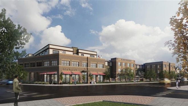 Nonprofit developer Homeport plans to break ground this year on the 100-unit Mulby Place, a $25 million senior apartment development at Cleveland and Myrtle avenues in North Linden.