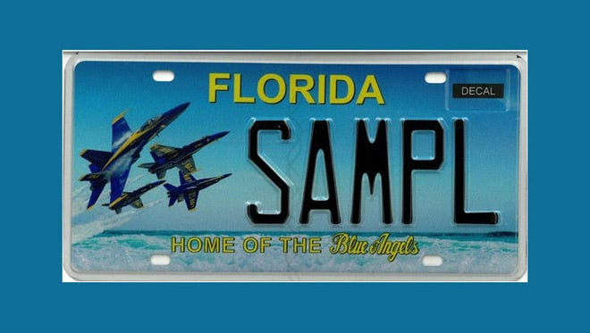 New specialty license plate in Florida cleared for takeoff.