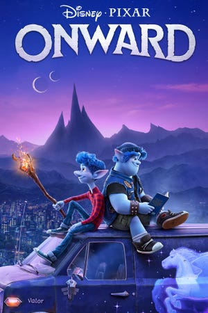 """The Cochecho Arts Festival will show """"Onward"""" for its Free Family Movie Night on Saturday, Aug. 14 at dusk."""