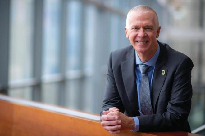 After seven months as interim chancellor at UMass-Dartmouth, Mark Fuller was picked Monday to permanently fill the role.