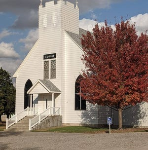 St. John Lutheran Church at Nashville, Kansas cancelled Sunday services on August 8 due to rising numbers of active COVID-19 cases in Pratt County and the surrounding communities.