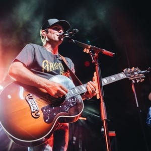 Country music performer Casey Donahew is scheduled to perform at 8 p.m. Thursday at the Birdsong Amphitheater in Stephenville City Park.