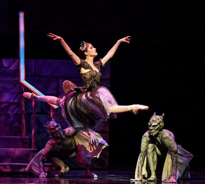 Taylor Sambula se alătură Sarasota Ballet pentru sezonul 2021-22 după patru ani cu Orlando Ballet.
