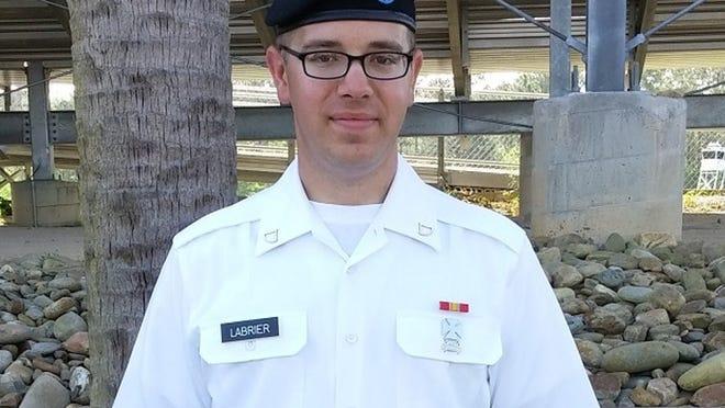 Airman Taylor M. LaBrier