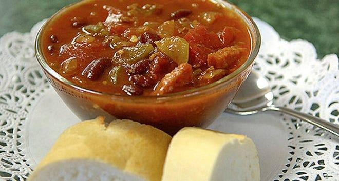 Cajun French chili