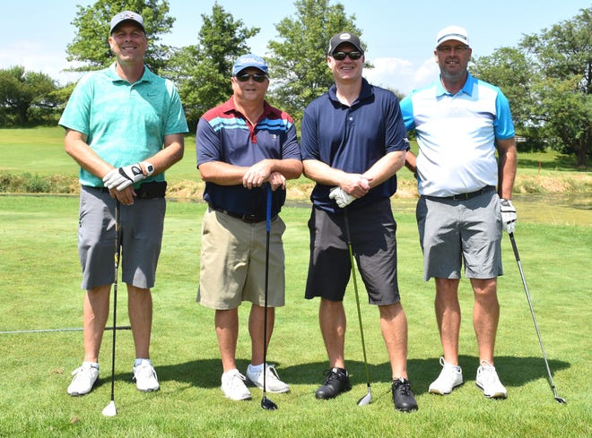 The Union Federal team included Craig Gustafson, Dave Harker, Mike Fulton and Chris Gustafson.