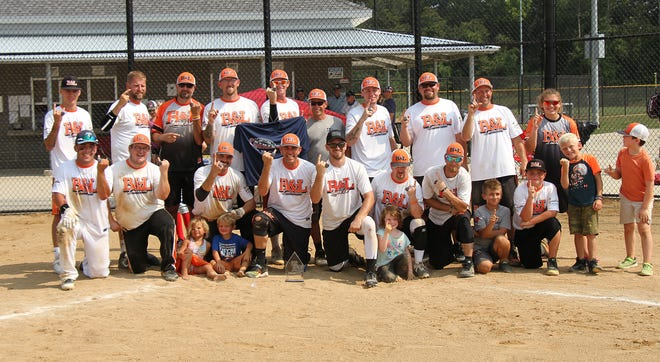 B&L Lawncare won the USASoftball of Michigan's Class F State Tournament held at Spence Softball Complex in Sturgis.