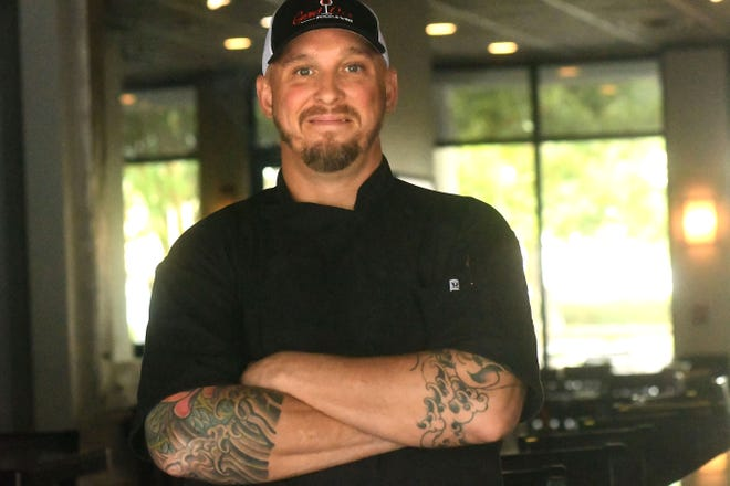 Grand Cru Food and Wine's new Chef Luke Kirwan is an Air Force veteran who used the GI bill to go to culinary school in California. Chef Kirwan was nominated for a James Beard Award and has big things planned for Grand Cru and Wilmington.