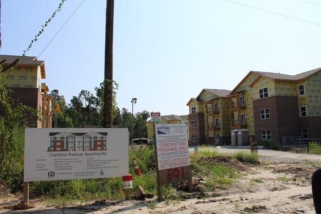 Carolina Avenue Apartments is located at 801 Carolina Ave.