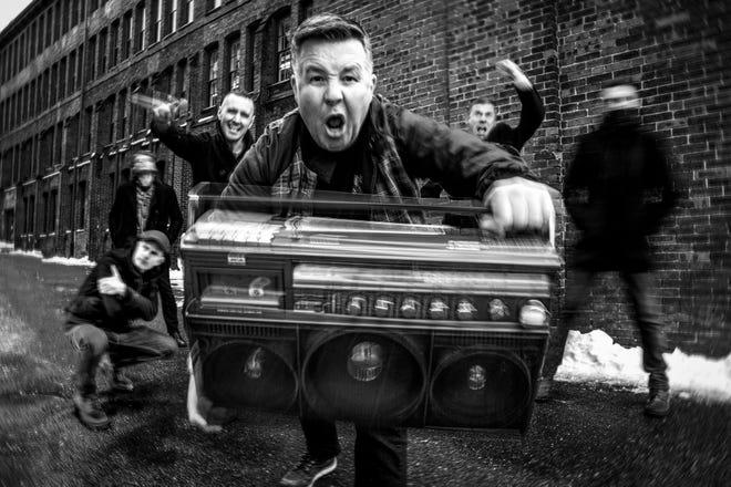 The Dropkick Murphys will perform with Rancid at the Palladium Aug. 21.