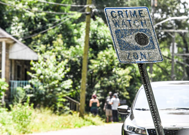 A 14-year old boy was shot and flown to Greenville from Gray Street Monday August 9, 2021.