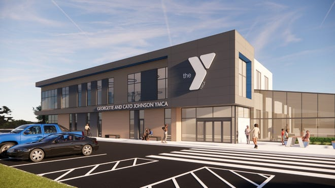 Georgette and Cato YMCA, which is under construction in Whitehaven, will be the second YMCA in Tennessee to be named after a family of color, said Anthony Norris, senior vice president and chief development officer of YMCA of Memphis and the Mid-South.