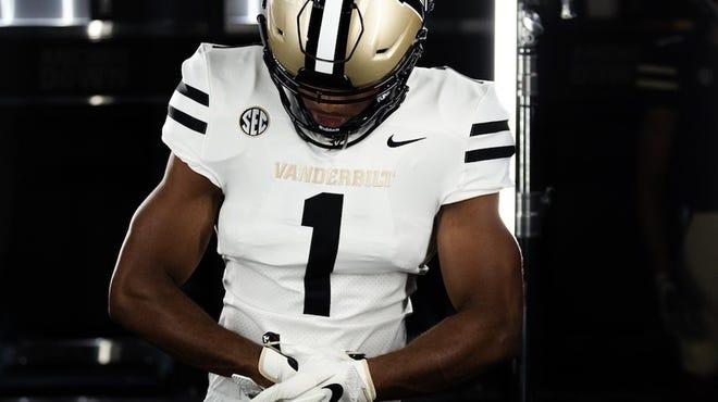 Vanderbilt's new uniforms for 2021.