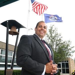 Farmington Public Schools Superintendent Chris Delgado