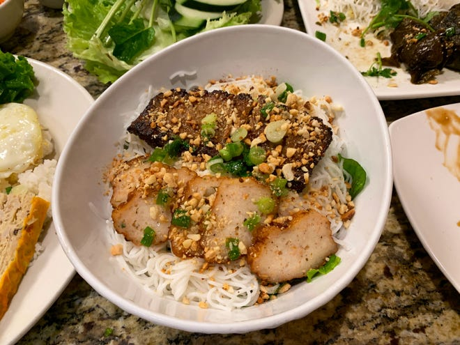Chow Tom Thit Nong Cake en Phu Thanh en Phoenix.