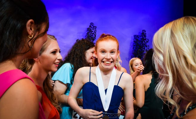 Zoey Deel, 17, was selected as the 56th winner of Distinguished Young Women on Sunday. She is among a small group of York County women over the years chosen to receive a $10,000 scholarship.