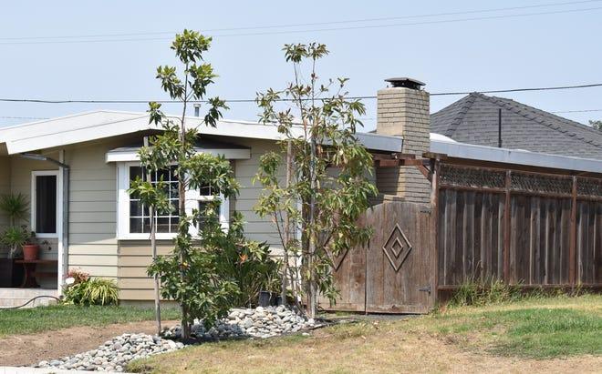 La casa en Navajo Drive ahora está ocupada por diferentes propietarios.