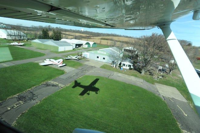 Parr Airport in Zanesville will celebrate its 50th anniversary on Saturday.